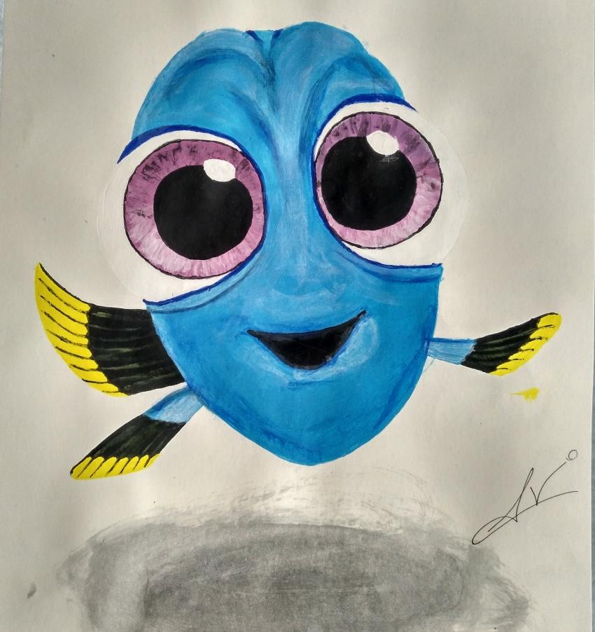 Nemo by Nereaaj
